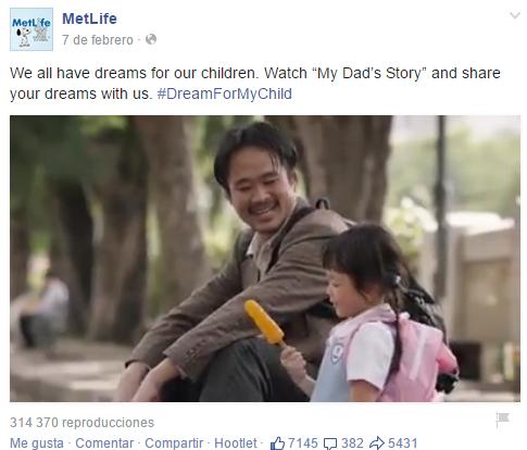 campaing_MetLife_facebook_MarketingLoveStories_LuzPerezBaz