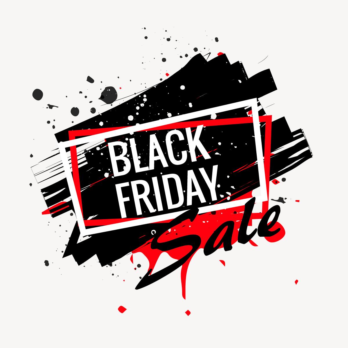 debe o no debe tu marca sumarse a la moda del black friday. Black Bedroom Furniture Sets. Home Design Ideas